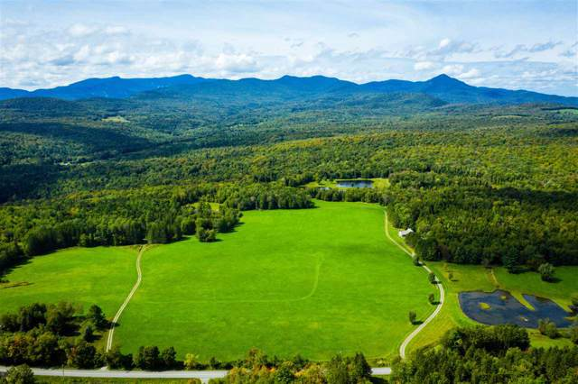 4462 Stagecoach Road, Morristown, VT 05661 (MLS #4777304) :: Hergenrother Realty Group Vermont