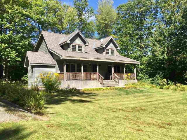 88 Rice Brook Drive, Stoddard, NH 03464 (MLS #4777329) :: Hergenrother Realty Group Vermont