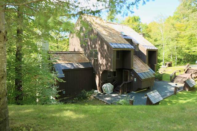 1174 East Ash Road L-31, Plymouth, VT 05056 (MLS #4777363) :: Lajoie Home Team at Keller Williams Realty