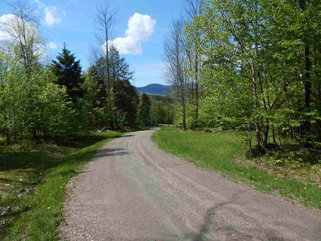 6 Beaver Pond Road #6, Fayston, VT 05673 (MLS #4777375) :: The Gardner Group