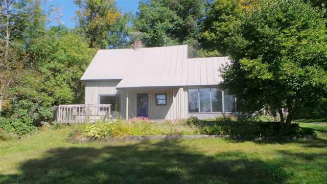 43 Eastman Road, Sharon, VT 05065 (MLS #4777436) :: Lajoie Home Team at Keller Williams Realty