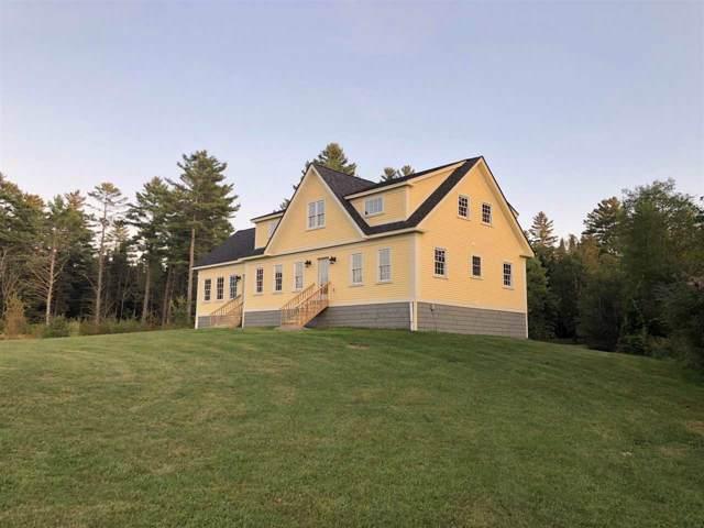 403 Upper Depot Road, Marshfield, VT 05658 (MLS #4777453) :: Hergenrother Realty Group Vermont