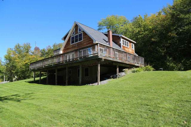 40 Hobart Hill, Underhill, VT 05489 (MLS #4777504) :: Hergenrother Realty Group Vermont