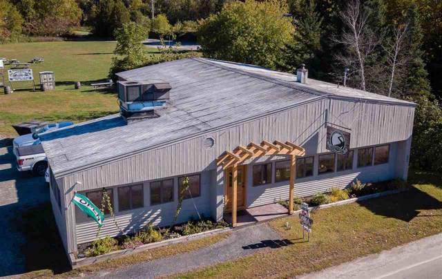 276 Main Street, Cambridge, VT 05464 (MLS #4777589) :: Hergenrother Realty Group Vermont