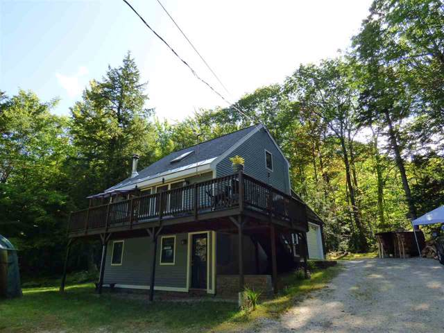 401 Modock Hill Road, Conway, NH 03818 (MLS #4777615) :: Hergenrother Realty Group Vermont