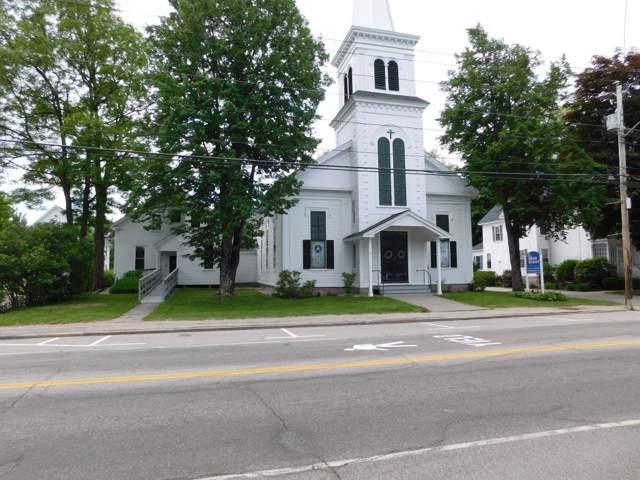 121 Main Street, Conway, NH 03818 (MLS #4777655) :: Team Tringali