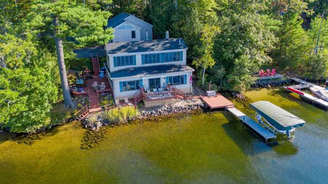 100 Fox Hill Road, Belmont, NH 03220 (MLS #4777682) :: Hergenrother Realty Group Vermont