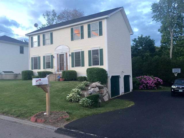 113 Stonington Drive, Manchester, NH 03109 (MLS #4777689) :: Hergenrother Realty Group Vermont