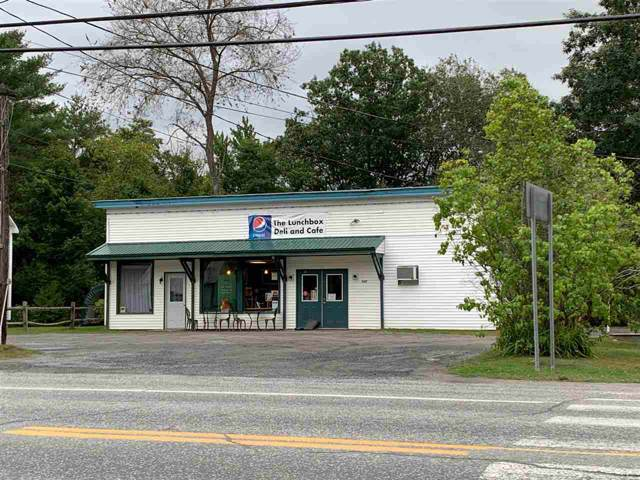 192 Us Route 5 N, Fairlee, VT 05045 (MLS #4777928) :: Team Tringali