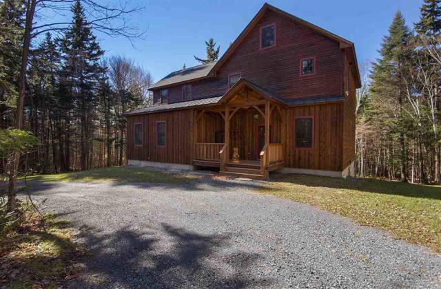 11 East Village Circle, Wilmington, VT 05363 (MLS #4777932) :: Hergenrother Realty Group Vermont