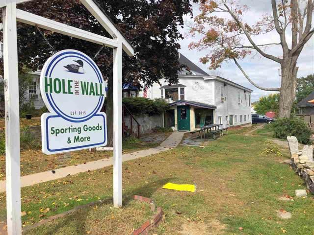 45 North Main Street Unit 1, Wolfeboro, NH 03894 (MLS #4778790) :: Keller Williams Coastal Realty