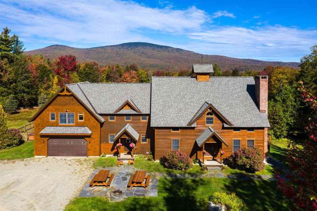 33 Manicknung Lane, Stratton, VT 05360 (MLS #4779395) :: Hergenrother Realty Group Vermont