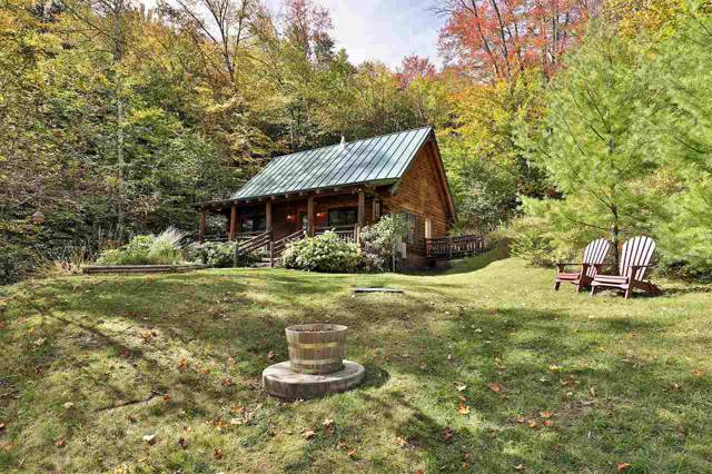 958 Hale Hollow Road, Plymouth, VT 05056 (MLS #4779547) :: Hergenrother Realty Group Vermont
