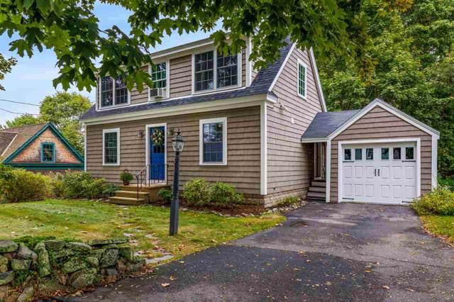 40 Riverview Road, New Castle, NH 03854 (MLS #4779565) :: Keller Williams Coastal Realty
