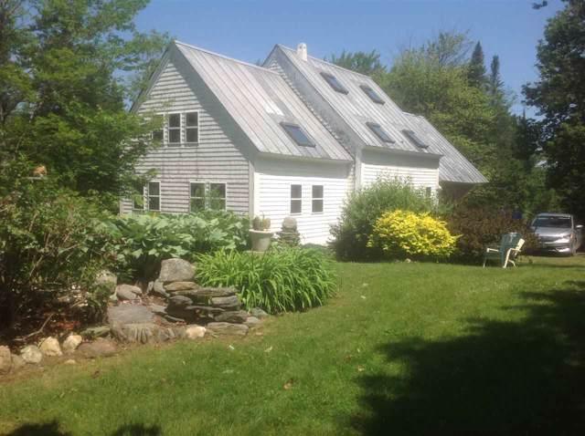 94 Woods Road North Road, Warren, VT 05674 (MLS #4779591) :: Hergenrother Realty Group Vermont