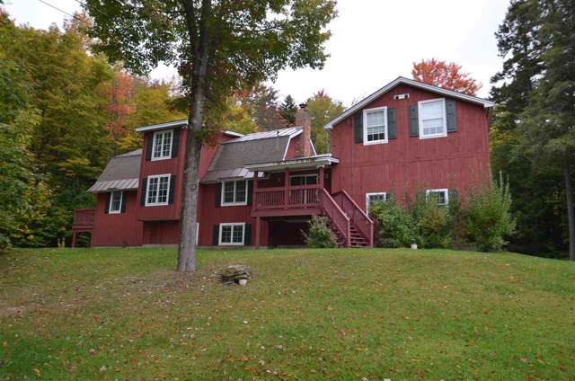 57 Ponus Road, Ludlow, VT 05149 (MLS #4779721) :: Keller Williams Coastal Realty