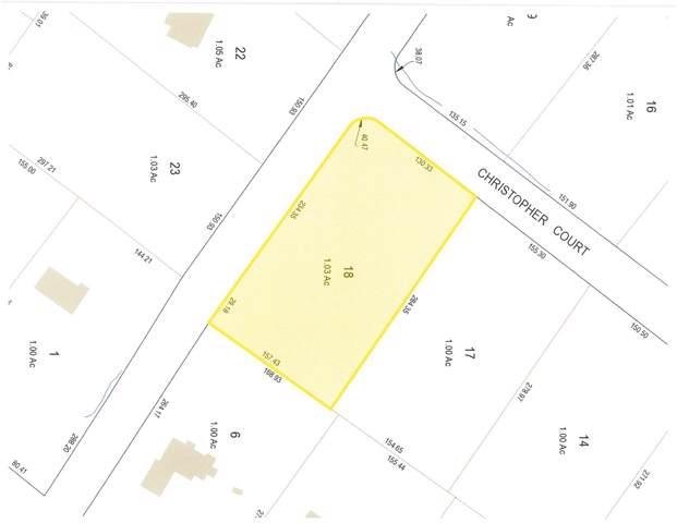 Lot 18 Christopher Court, Wolfeboro, NH 03894 (MLS #4780052) :: The Hammond Team