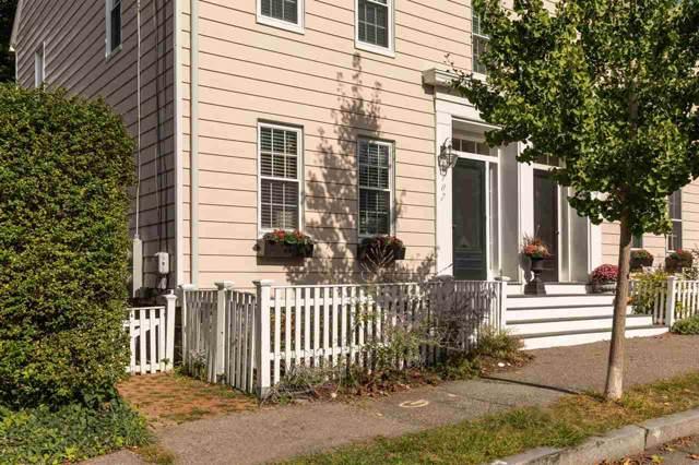 107 Union Street #1, Portsmouth, NH 03801 (MLS #4780057) :: Keller Williams Coastal Realty