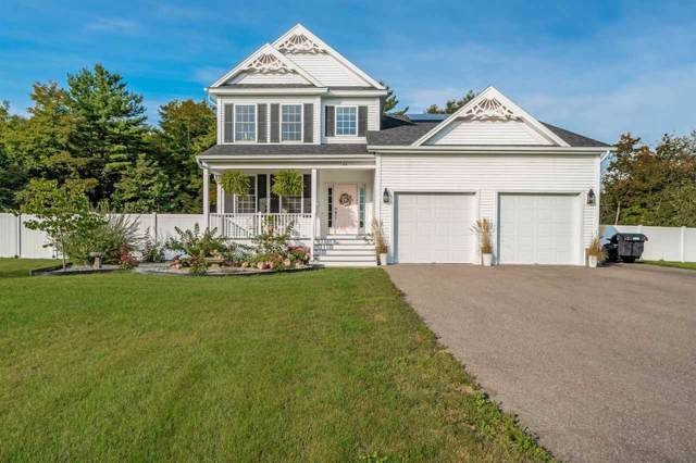 44 Sidesaddle Drive, Milton, VT 05468 (MLS #4780149) :: Hergenrother Realty Group Vermont