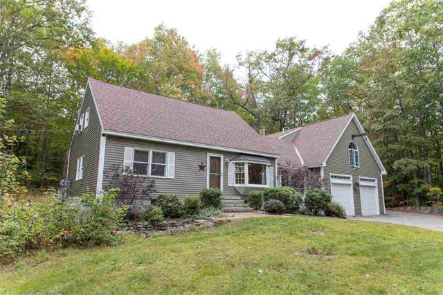 41 Beach Pond Road, Wolfeboro, NH 03894 (MLS #4780288) :: The Hammond Team