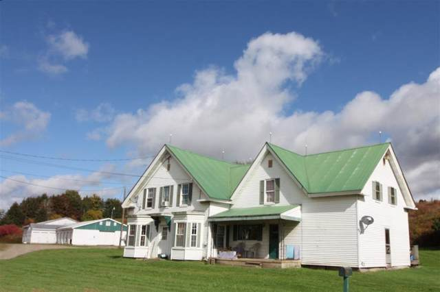 1828 Gilman Road, Lyndon, VT 05851 (MLS #4780409) :: Parrott Realty Group