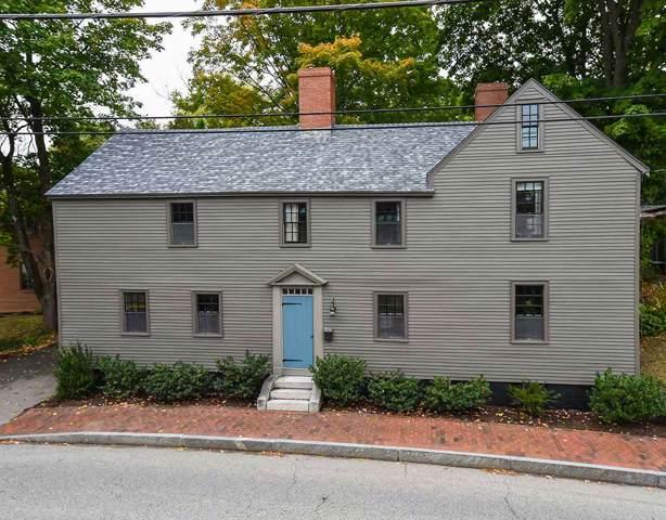 151 South Street, Portsmouth, NH 03801 (MLS #4780537) :: Keller Williams Coastal Realty