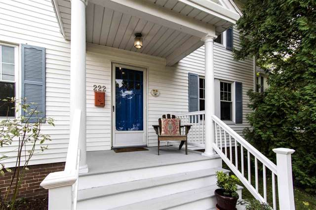 222 Willard Avenue #1, Portsmouth, NH 03801 (MLS #4780662) :: Keller Williams Coastal Realty