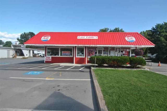 Fast Eddie's Restaurant Road, Brattleboro, VT 05301 (MLS #4780672) :: Keller Williams Coastal Realty