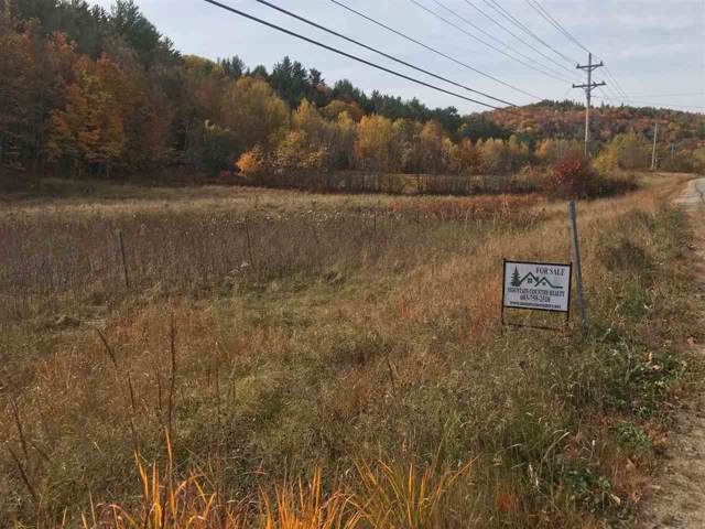 00 Route 49 Route #5, Thornton, NH 03285 (MLS #4780850) :: Keller Williams Coastal Realty
