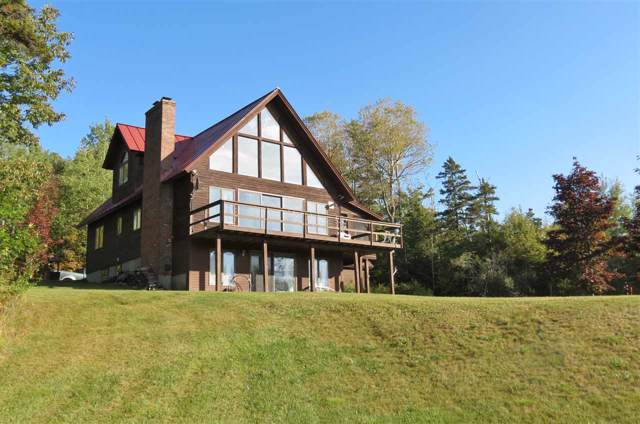 747 Dix Hill Road, Plymouth, VT 05056 (MLS #4780867) :: Hergenrother Realty Group Vermont