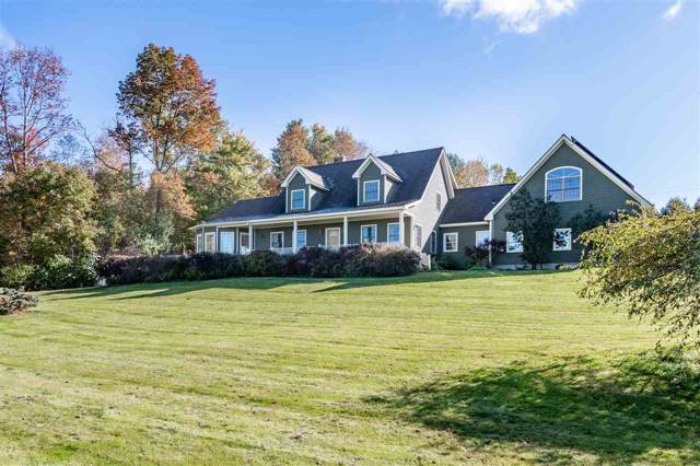 1895 North Street, East Montpelier, VT 05651 (MLS #4780959) :: Hergenrother Realty Group Vermont