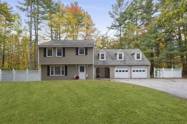 205 Mammoth Road, Londonderry, NH 03053 (MLS #4781046) :: Team Tringali