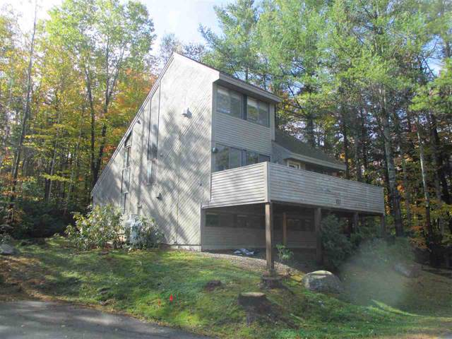 11 Mountain Village Road I-4, Waterville Valley, NH 03215 (MLS #4781050) :: Hergenrother Realty Group Vermont