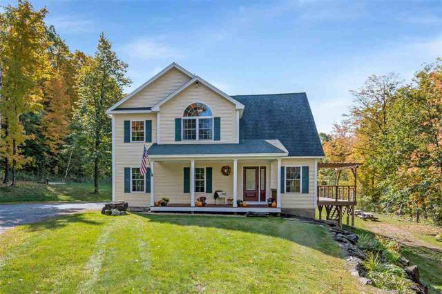 55 Basswood Drive, Milton, VT 05468 (MLS #4781053) :: Hergenrother Realty Group Vermont