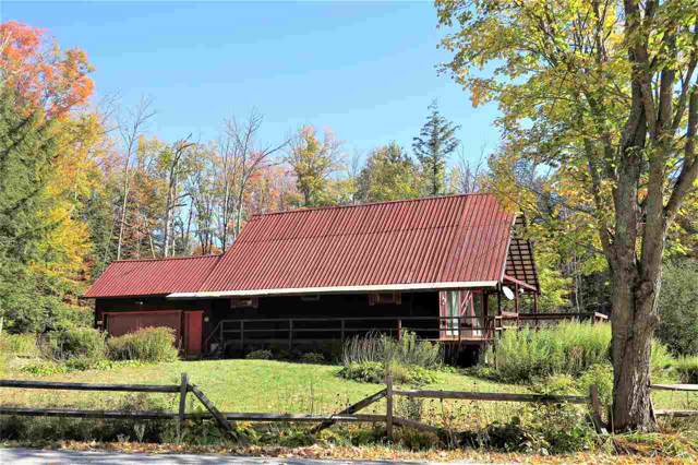 295 West Jamaica Road, Stratton, VT 05155 (MLS #4781135) :: Hergenrother Realty Group Vermont
