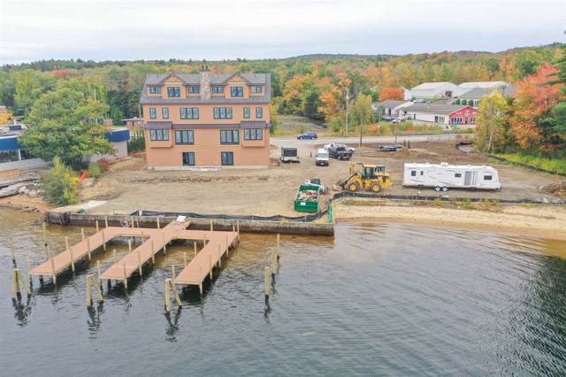 1214 Union Avenue #4, Laconia, NH 03246 (MLS #4781189) :: Hergenrother Realty Group Vermont