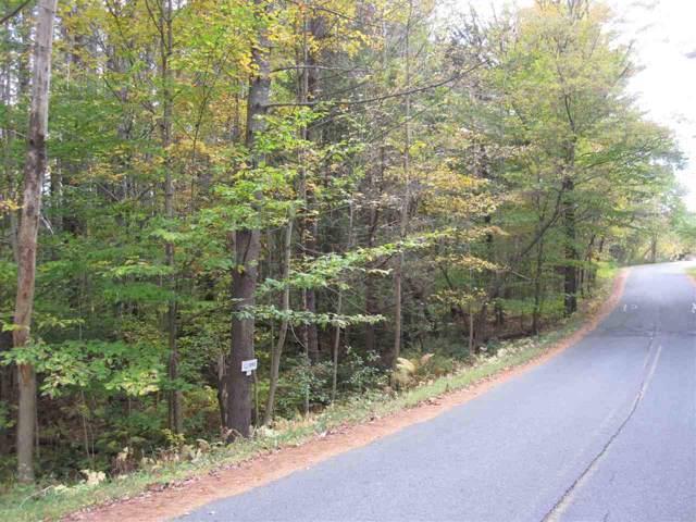 0 Lyman Batcheller Road, Hartford, VT 05059 (MLS #4781196) :: Hergenrother Realty Group Vermont