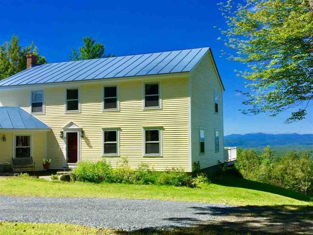 1 Saddle Run Road, Hanover, NH 03755 (MLS #4781346) :: Hergenrother Realty Group Vermont