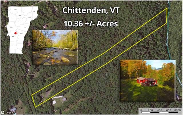 186 Middle Road, Chittenden, VT 05737 (MLS #4781351) :: Keller Williams Coastal Realty