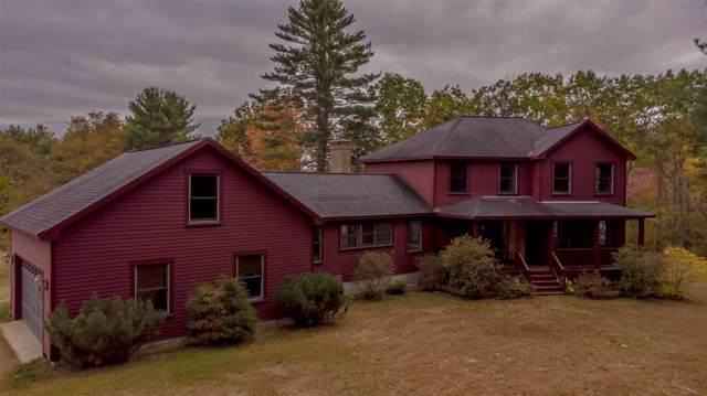 308 Governors Road, Brookfield, NH 03872 (MLS #4781380) :: The Hammond Team