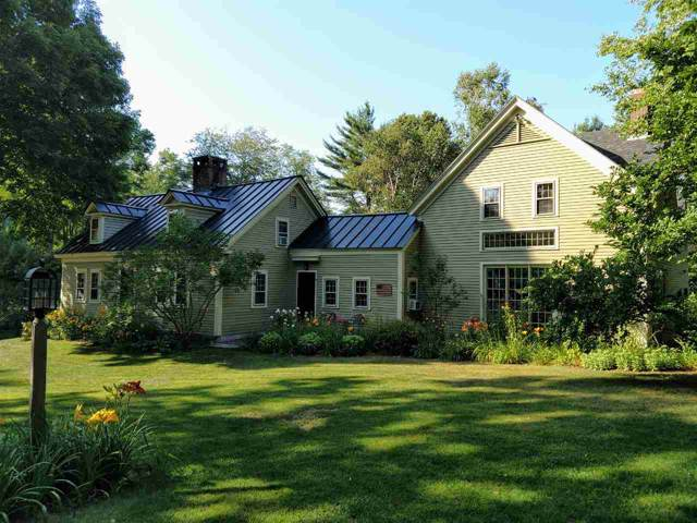 324 Cotton Valley Road, Wolfeboro, NH 03894 (MLS #4781386) :: The Hammond Team