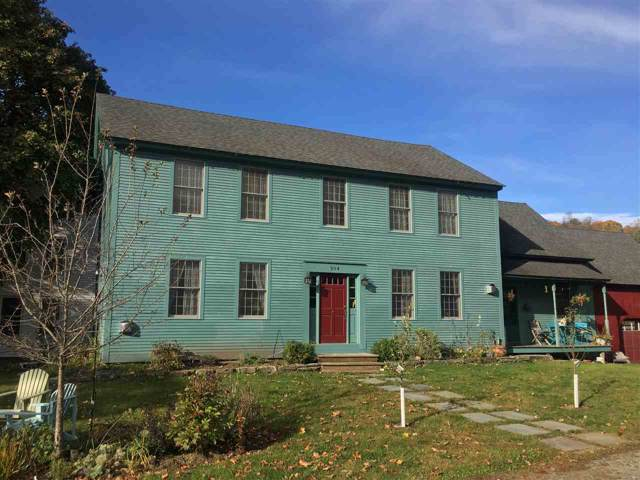 994 Route 44, West Windsor, VT 05037 (MLS #4781387) :: Hergenrother Realty Group Vermont