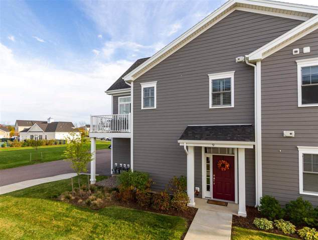 155 Holland Drive #9, Williston, VT 05495 (MLS #4781409) :: The Gardner Group
