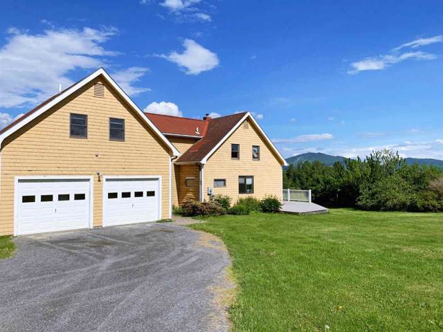 2008 Gaskell Hill Road #5, Burke, VT 05871 (MLS #4781709) :: Parrott Realty Group