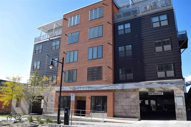 193 St. Paul Street #201, Burlington, VT 05401 (MLS #4781824) :: The Hammond Team