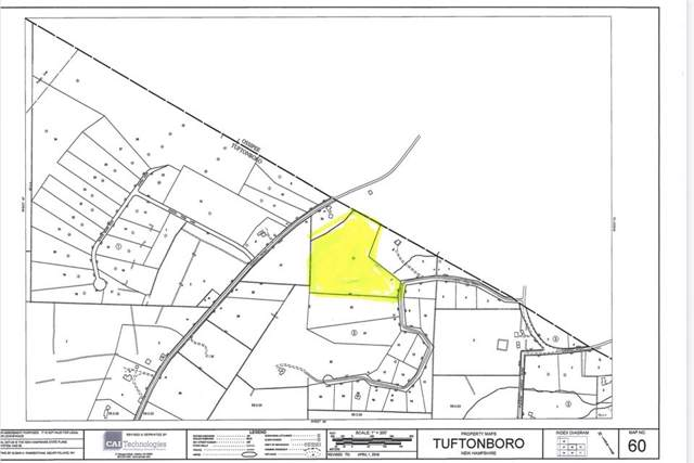 Neal Hill Road #23, Tuftonboro, NH 03816 (MLS #4781832) :: Keller Williams Coastal Realty
