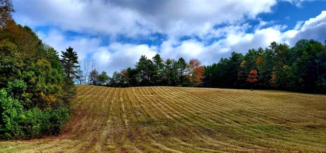 714 Beaver Meadow Road, Norwich, VT 05055 (MLS #4781838) :: Hergenrother Realty Group Vermont