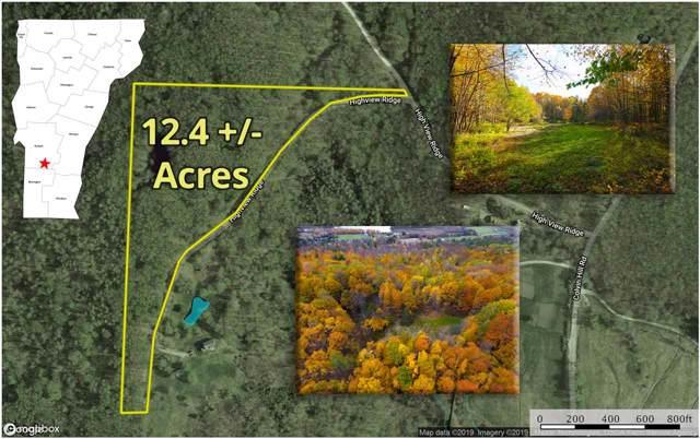250 Highview Ridge, Danby, VT 05739 (MLS #4781855) :: Parrott Realty Group