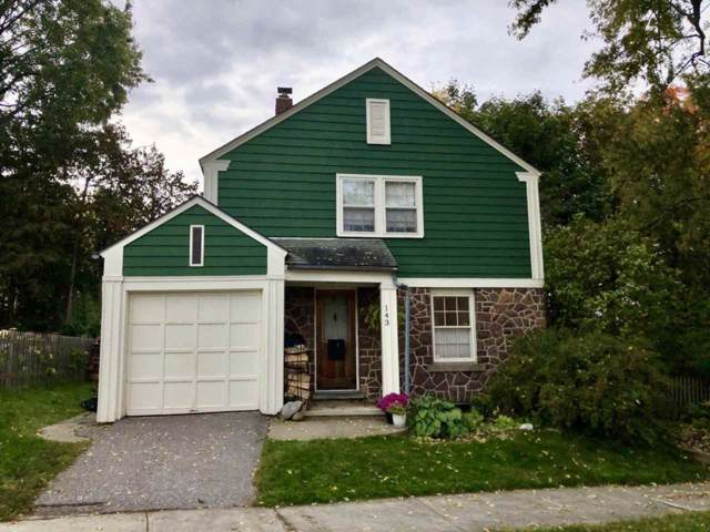 143 Locust Street, Burlington, VT 05401 (MLS #4781879) :: Lajoie Home Team at Keller Williams Realty