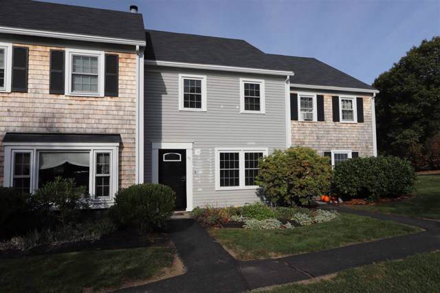 1275 Maplewood Avenue #46, Portsmouth, NH 03801 (MLS #4781913) :: Keller Williams Coastal Realty
